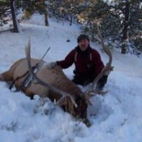 Jason Newbary Elk
