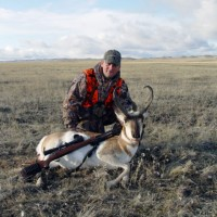 Josh's Antelope