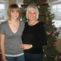 Josh's Mom and Sister